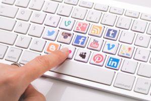 Social Media Posting Concept